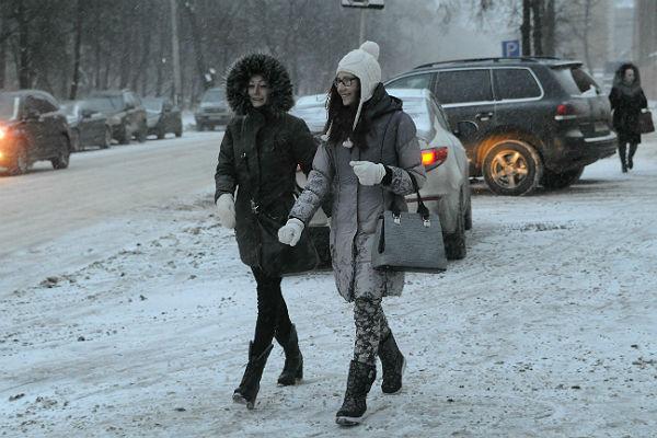 Вкрещенскую ночь вБелгородской области предполагается десятиградусный мороз