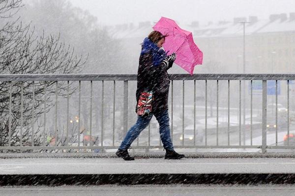 В столицеРФ вночь начетверг предполагается сильный снегопад