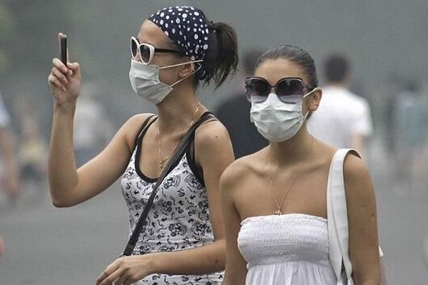 Причина неприятного запаха вЧебоксарах— повышенное содержание аммиака