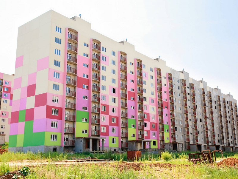 Штраф за покраску фасада