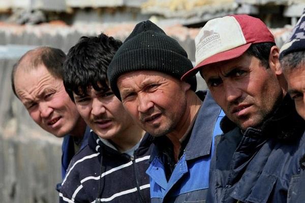 Неменее 1500 мигрантов выдворили изПетербурга вминувшем году