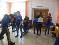 В лагере «Березка» старшеклассников учат уверенности и дипломатичности