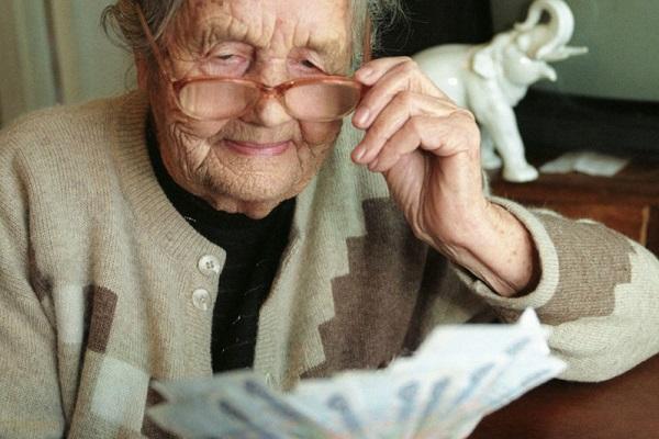 Железногорским пенсионерам выплачивают по 5 тыс.