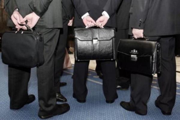 Зарплаты наших чиновников