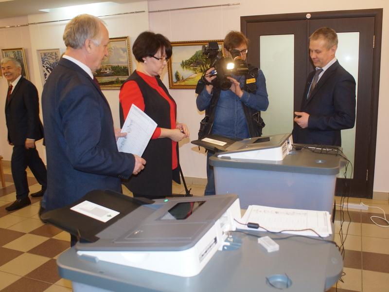 Чувашия: Главная задача – честность и прозрачность выборов