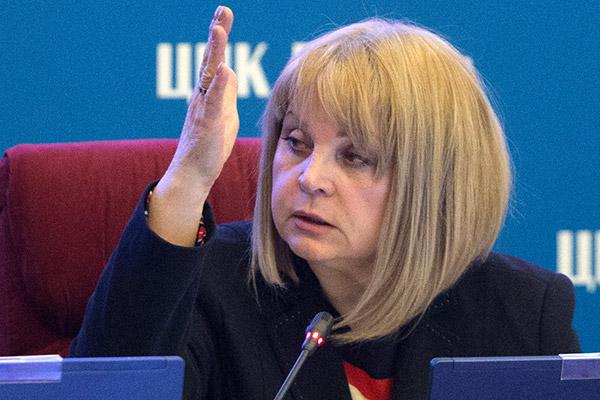 Памфилова пригрозила «черными метками» задвойников навыборах
