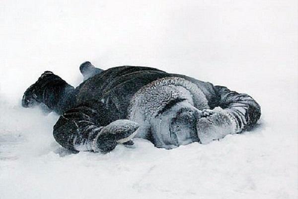 Гражданин Порецкого района замерз насмерть нальду здешней реки