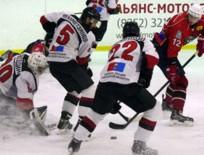 Новочебоксарский «Сокол» выиграл две игры у ХК «Тамбов»