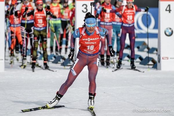 Сегодня Татьяна Акимова поборется замедали чемпионата мира побиатлону