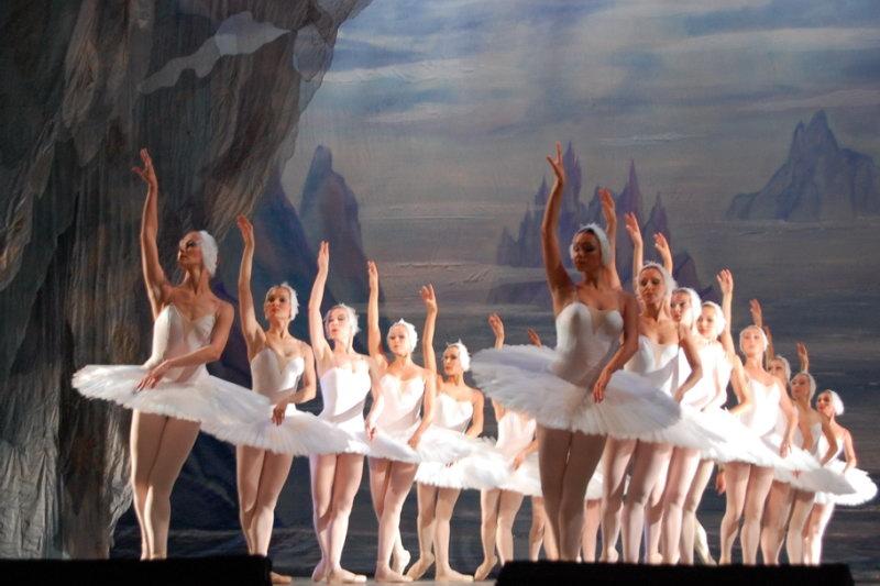 опера балет за сценой ТАНЦЫ ТНТ