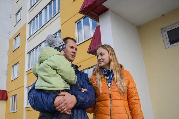 ВПермском крае неменее 6% семей негде жить
