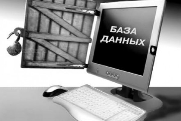 По защите информации при работе с базами данных.Безусловно, защита персонал