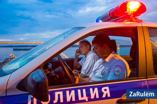 Замминистра спорта Чувашии подозревается впьяном вождении служебного автомобиля— УГИБДД