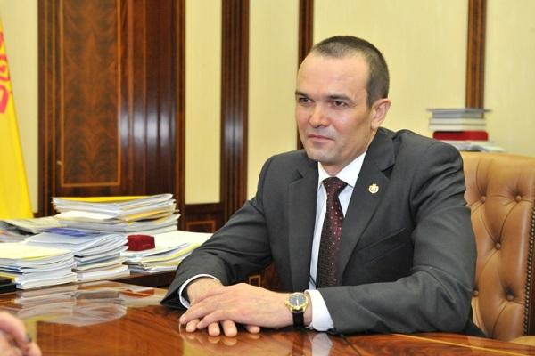 Виктор Басаргин занял 23 место врейтинге губернаторов