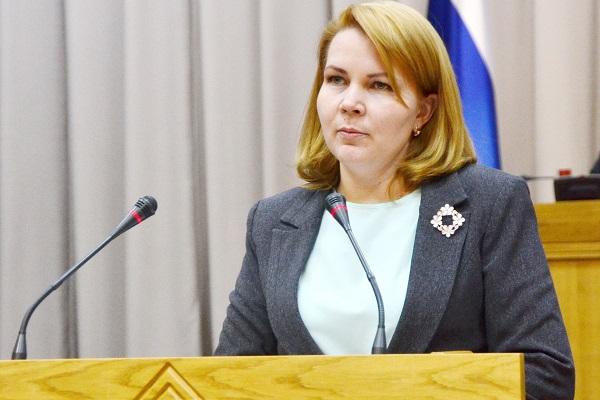 Уполномоченным поправам ребенка вЧувашии назначена Елена Сапаркина