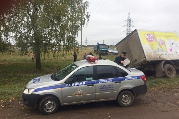 ВНовочебоксарске водитель  легковушки врезался вдерево и умер