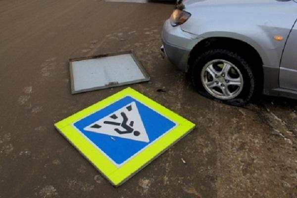 Гражданин Чувашии угнал машину инасмерть сбил пешехода