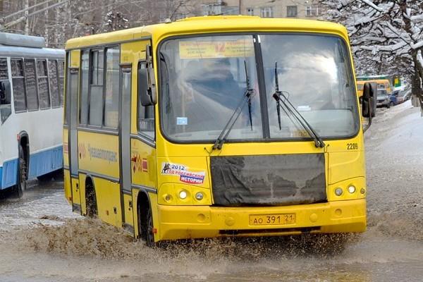 Фото: cheboksar.net. Автобусы