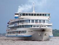 Чебоксарский речной порт не пустил на причал теплоходы с туристами