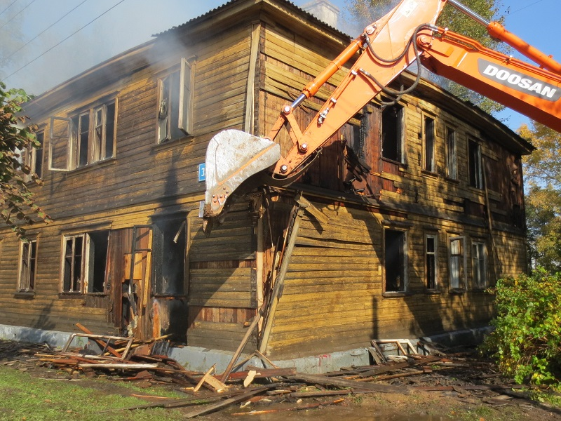 Программа сноса ветхого жилья воронеж