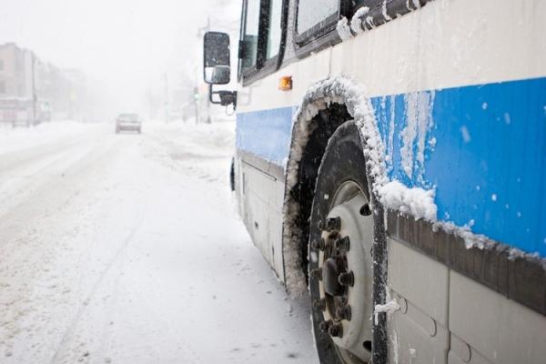 ВЧувашии эвакуировали пассажиров междугородного автобуса, который сломался вмороз