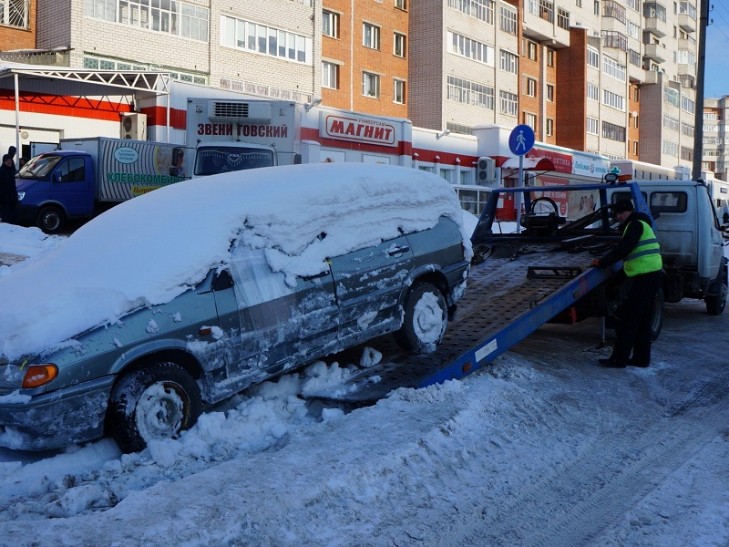 ВКурской области подорожают эвакуация авто иштрафстоянки