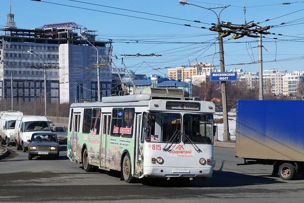 НаЛенинградском проспекте восстановлено движение троллейбусов 6-ти маршрутов