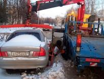 В Чебоксарах вводится зимнее ограничение на стоянки машин
