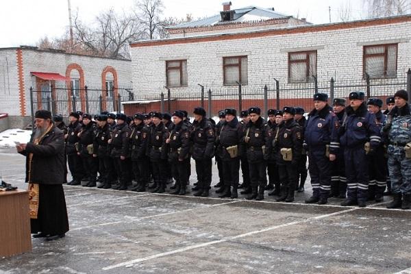 Чувашские полицейские вернулись после полугодовой командировки наСеверном Кавказе