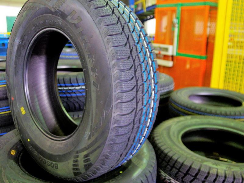 Учреждения шинного комплекса KAMATYRES ежедневно выпускают 30 тысяч шин бренда Viatti