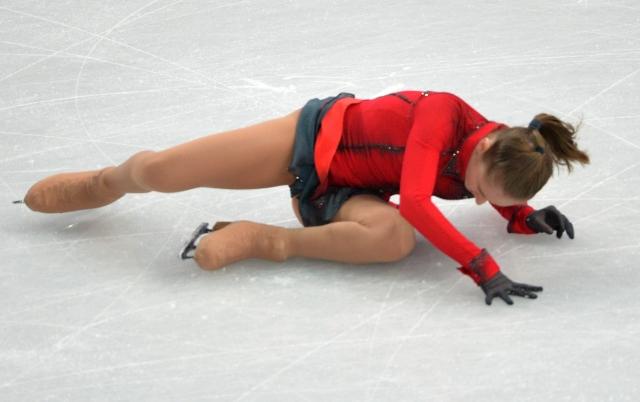 20 февраля в произвольной программе в фигурном катании Аделина Сотникова завоевала золото, фото-1