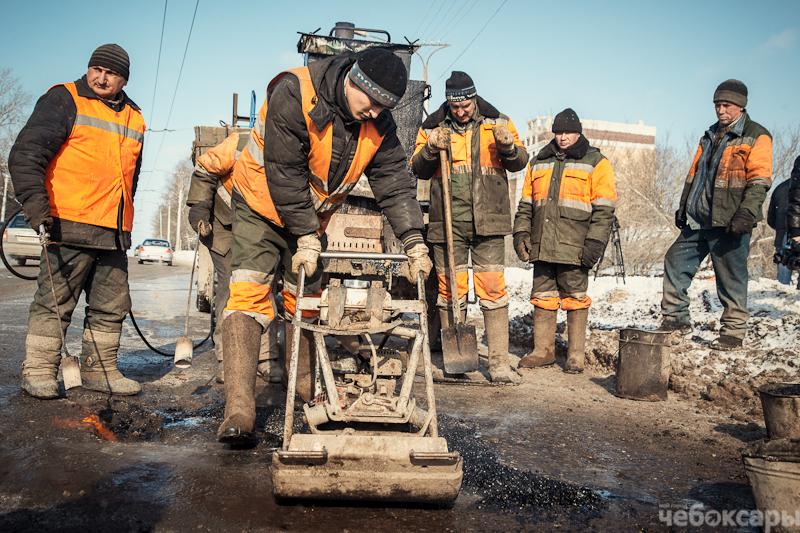 На ремонт чебоксарских дорог власти потратят 125 миллионов рублей (ФОТО), фото-2