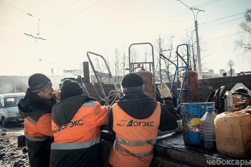 На ремонт чебоксарских дорог власти потратят 125 миллионов рублей (ФОТО), фото-8