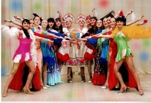 Танцевальные коллективы для праздников
