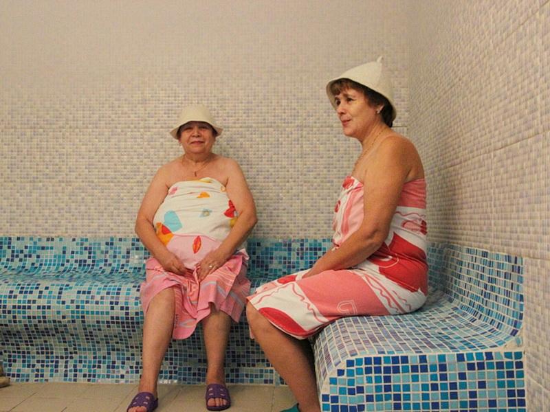 Работа общественных бань возобновилась в Чебоксарах, фото-1