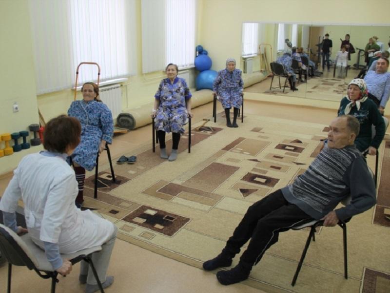 Центр для пожилых людей в чебоксарах краснобашкирский дом престарелых инн
