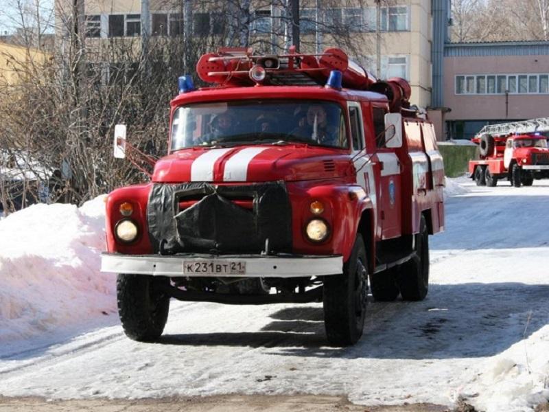 Пожарная охрана новочебоксарск фото